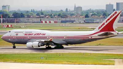 VT-ESN - Boeing 747-437 - Air India