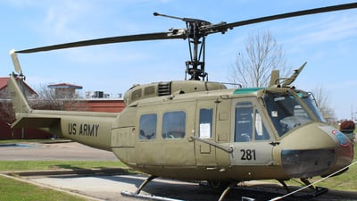 66-17113 - Bell UH-1H Iroquois - United States - US Army