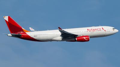 A picture of N968AV - Airbus A330243 - Avianca - © Diego Jara Ibarra