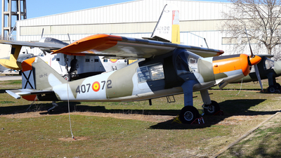 U.9-76 - Dornier Do-27 - Spain - Air Force