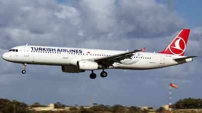 TC-JRS - Airbus A321-231 - Turkish Airlines
