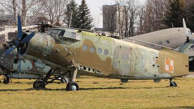 5705 - PZL-Mielec An-2 - Poland - Air Force