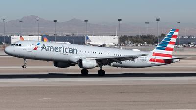 N183UW - Airbus A321-211 - American Airlines