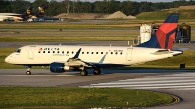 N871RW - Embraer 170-100SE - Delta Connection (Republic Airlines)