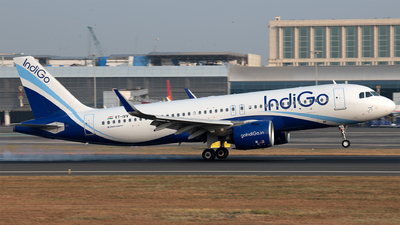 VT-IVV - Airbus A320-271N - IndiGo Airlines