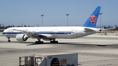 B-2009 - Boeing 777-31BER - China Southern Airlines