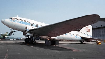 N34D - Douglas DC-3 - Private