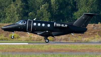 VH-NJR - Embraer 500 Phenom 100EV - Private