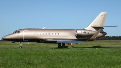 2-RBTS - Dassault Falcon 2000LX - Private