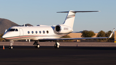 N598GS - Gulfstream G-IV - Private