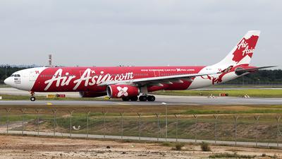 9M-XXD - Airbus A330-343 - AirAsia X