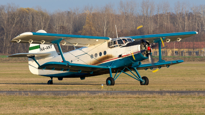 HA-ANT - PZL-Mielec An-2TD - Private