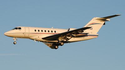 I-MPGA - Hawker Beechcraft 4000 - Private