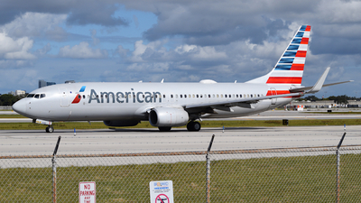 N897NN - Boeing 737-823 - American Airlines