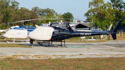 TG-MAR - Aérospatiale AS 350B3 Ecureuil - Private