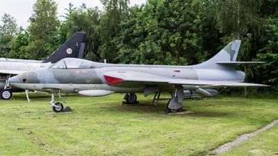 XJ714 - Hawker Hunter FR.10 - United Kingdom - Royal Air Force (RAF)
