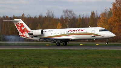 VQ-BNL - Bombardier CRJ-100ER - Rusline