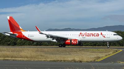 N693AV - Airbus A321-231 - Avianca Central America