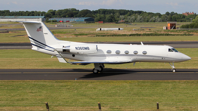 N360MB - Gulfstream G-III - Private