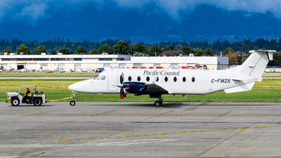 C-FWZK - Beech 1900D - Pacific Coastal Airlines