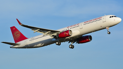 D-AVXW - Airbus A321-231 - Juneyao Airlines