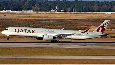A7-ANF - Airbus A350-1041 - Qatar Airways