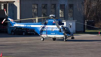 SN-31XP - PZL-Swidnik W3 Sokol - Poland - Police