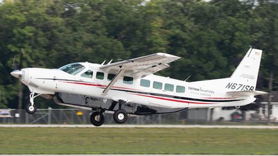 A picture of N671SR - Cessna 208 Caravan - [208B5627] - © Zavier Cordova