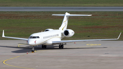 A picture of DAAHB - Bombardier Global Express - MHS Aviation - © Thomas Rosskopf
