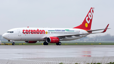 PH-CDH - Boeing 737-86J - Divi Divi Air (Corendon Dutch Airlines)