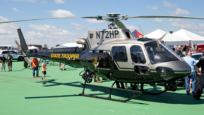 N72HP - Airbus Helicopters H125 - United States - Ohio Highway Patrol
