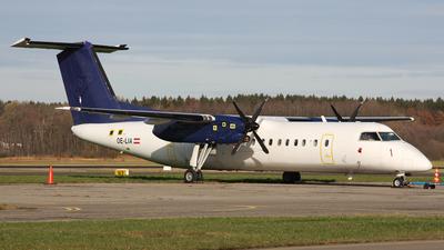 OE-LIA - Bombardier Dash 8-Q314 - InterSky