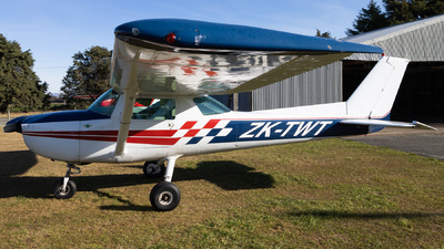 ZK-TWT - Cessna A150L Aerobat - South Canterbury Aero Club