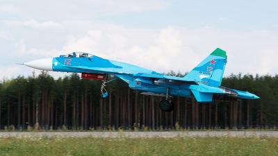 RF-92408 - Sukhoi Su-27P Flanker - Russia - Air Force