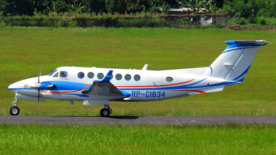 RP-C1834 - Beechcraft B300 King Air 350i - Private