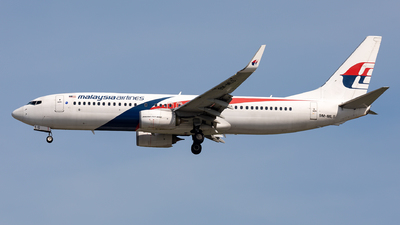 9M-MLS - Boeing 737-8H6 - Malaysia Airlines