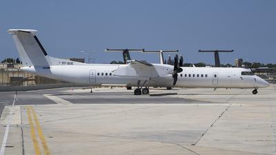 A picture of 5YQUE - De Havilland Canada Dash 8400 - [4065] - © Kyle Fearne