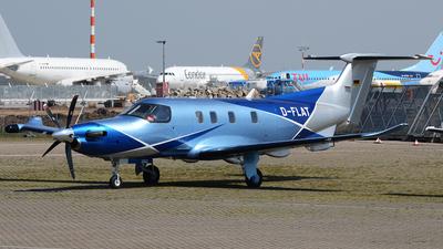 A picture of DFLAT - Pilatus PC12/47E - [1487] - © Bjoern Huke