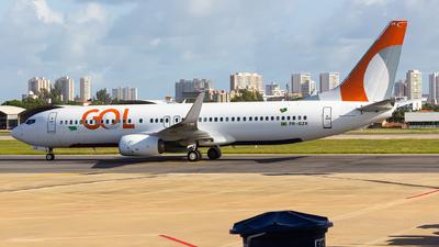 PR-GZR - Boeing 737-8K2 - GOL Linhas Aereas