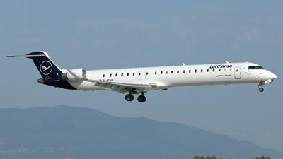 A picture of DACNO - Mitsubishi CRJ900LR - Lufthansa - © Didier Vittoz