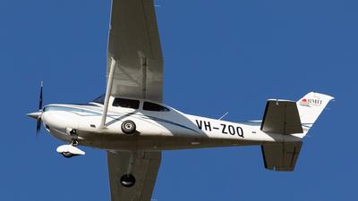 VH-ZOQ - Cessna 182T Skylane - RMIT Flight Training