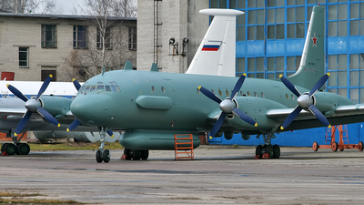 RF-75931 - Ilyushin Il-20M - Russia - Air Force