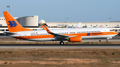 D-AHLK - Boeing 737-8K5 - TUIfly