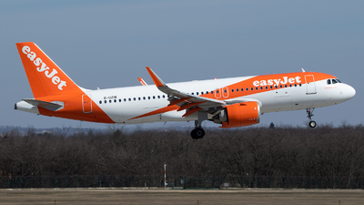 A picture of GUZHI - Airbus A320251N - easyJet - © bencekohutovics