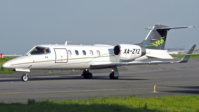 XA-ZYZ - Bombardier Learjet 31A - Private