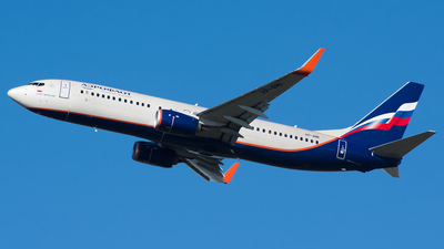 VP-BMI - Boeing 737-8MC - Aeroflot