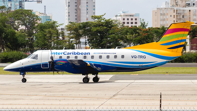 VQ-TRG - Embraer EMB-120ER Bras�lia - interCaribbean Airways