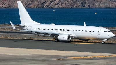 SE-RPX - Boeing 737-8JP - Norwegian