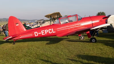 D-EPCL - De Havilland Canada DHC-1 Chipmunk 22 - Private