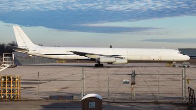 N865F - Douglas DC-8-63(CF) - Untitled
